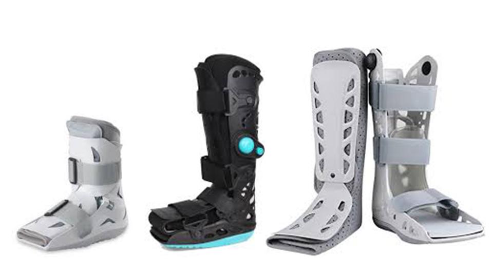 의료용 발목 보조기 (medical walking boots)