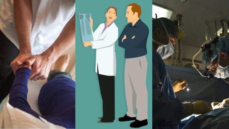 Read more about the article 허리디스크 치료: 도수치료부터 시술, 수술까지 한번에 파악하기